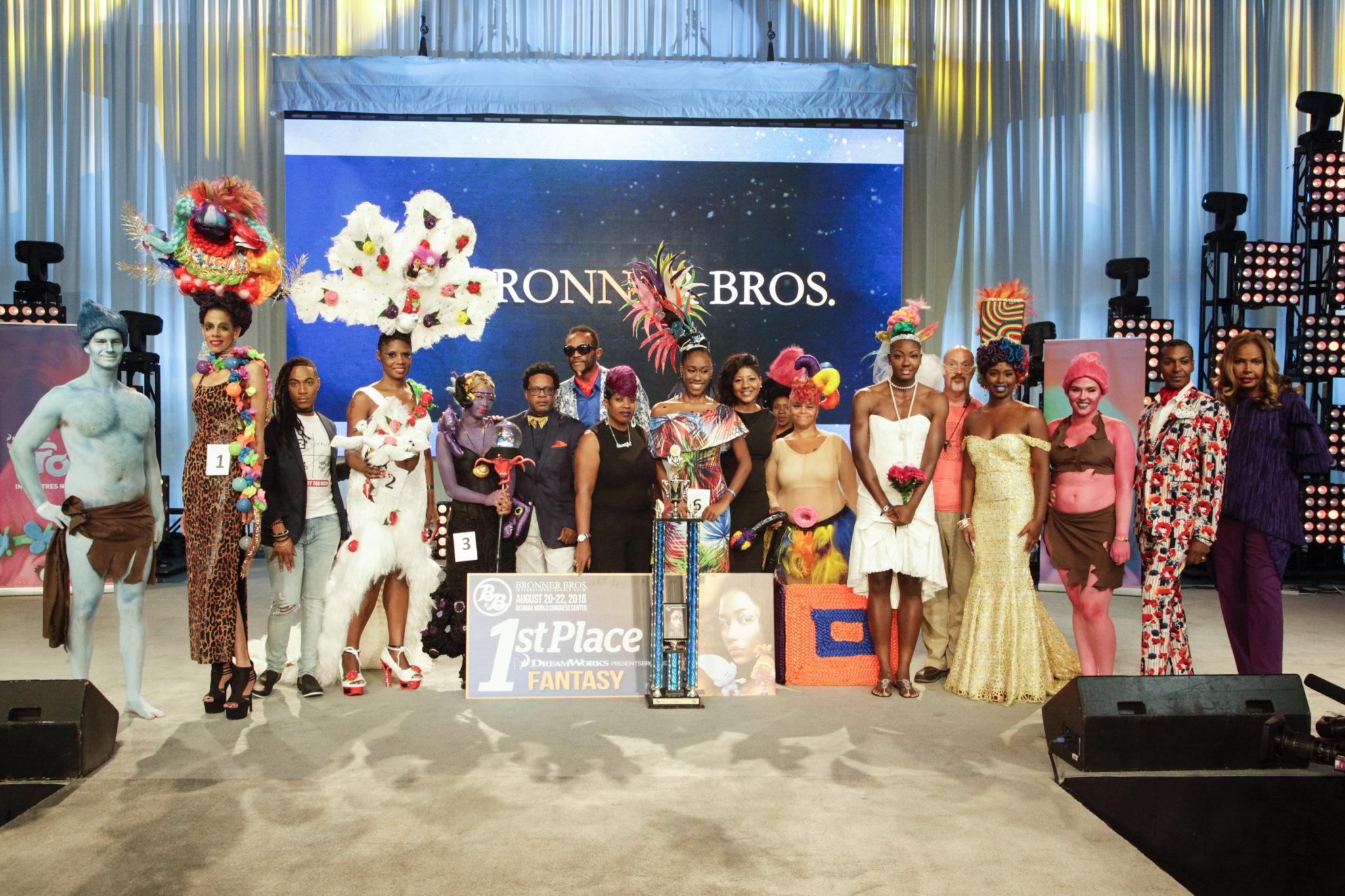 'Trolls' Takeover Bronner Bros Show In Atlanta