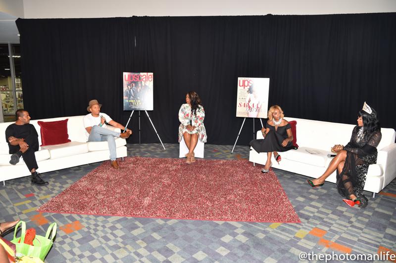 Recap: Upscale Magazine 'Style Session'
