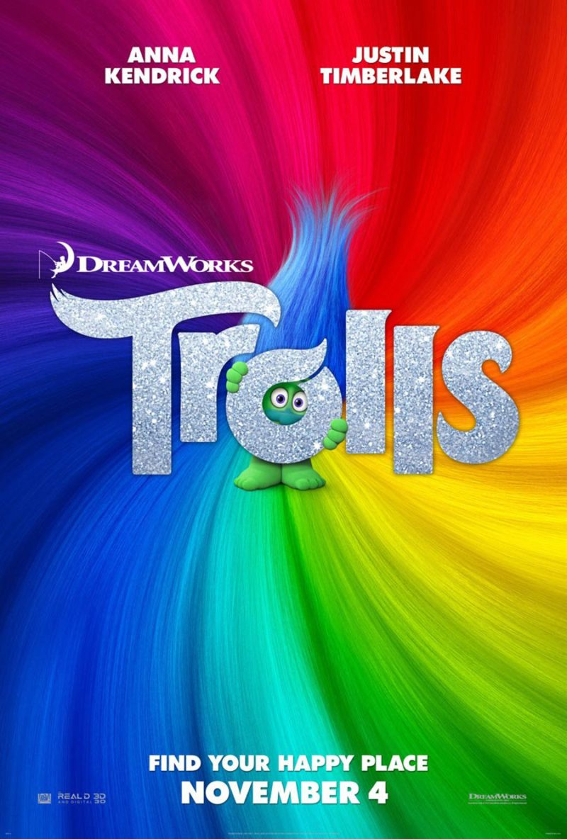 New Movie: Trolls