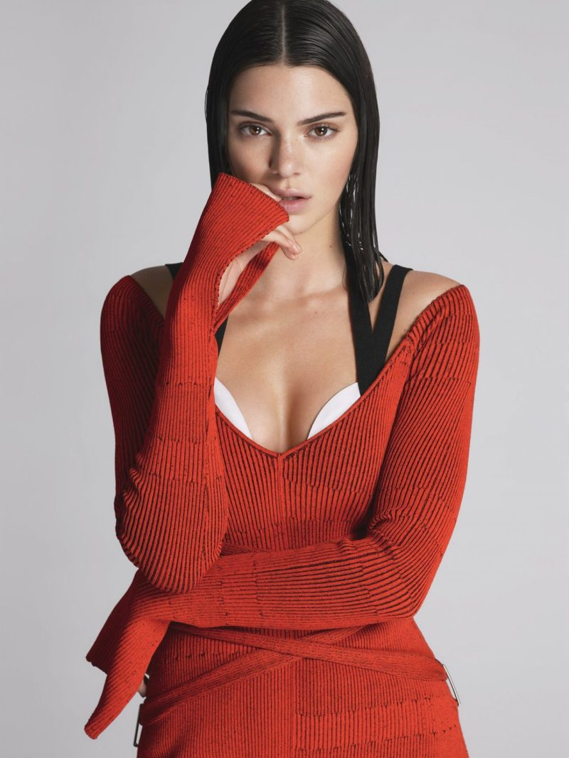Kendall Jenner Answers 73 Questions With 'Vogue'