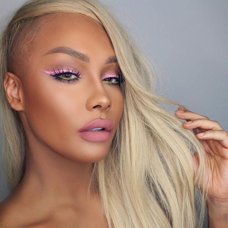 Get The Look: Sonjdra Deluxe Pink Lemonade Makeup Tutorial