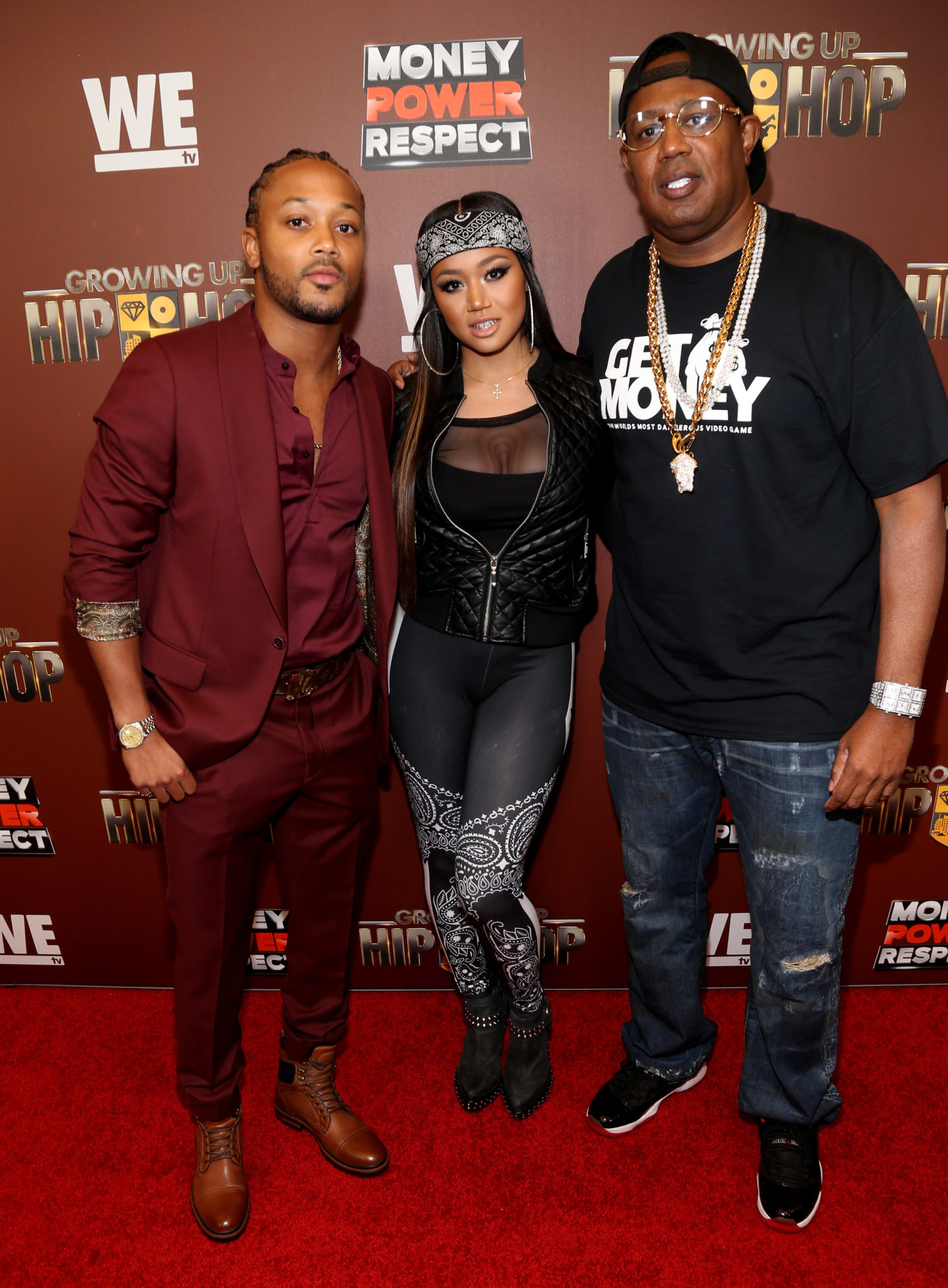 WE tv's Growing Up Hip Hop Season 2 Premiere Screening And After Party