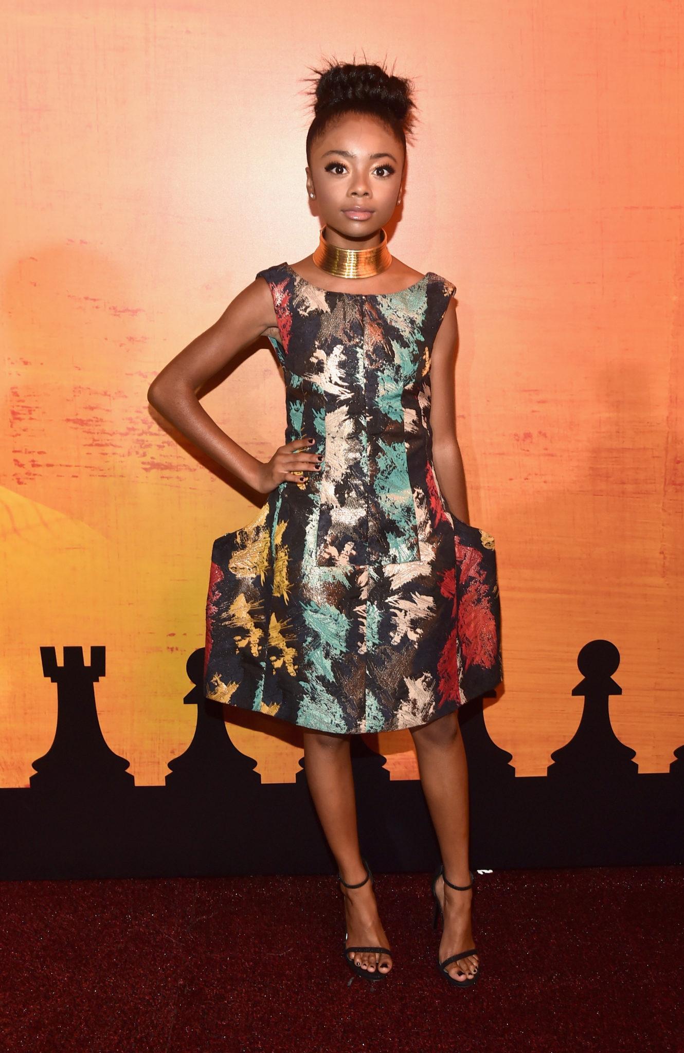 "U.S. ""Premiere Of Queen Of Katwe"" In Hollywood"