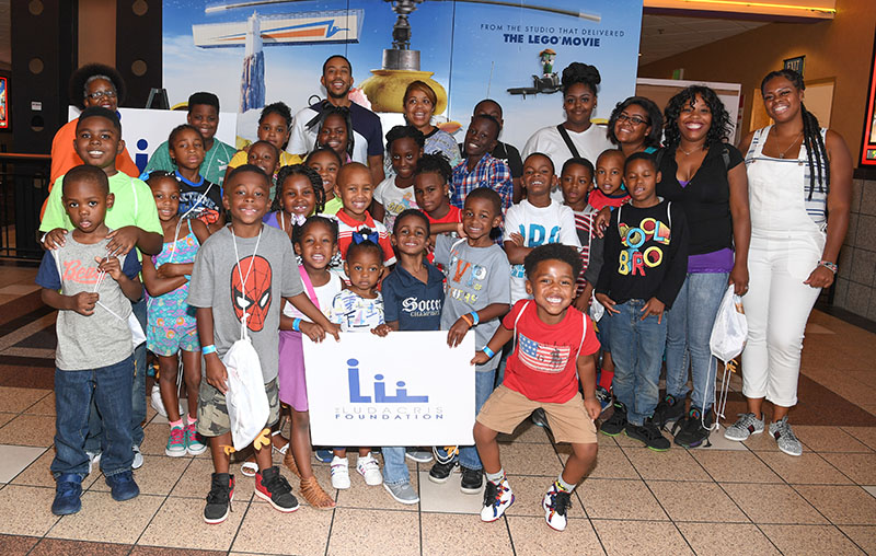 STORKS Private Screening Hosted by The Ludacris Foundation & Unspoken Angels at Regal Atlantic Station