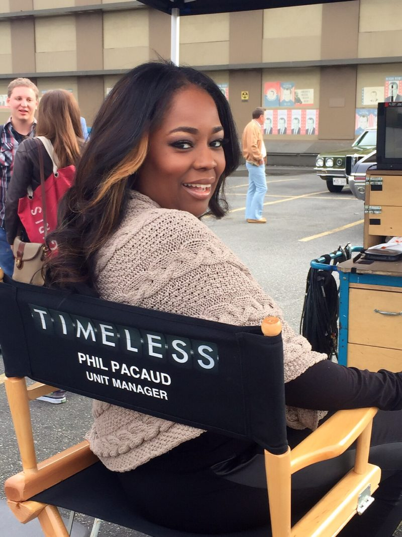 Recap: My Set Visit At NBC's 'Timeless' in Vancouver, Canada