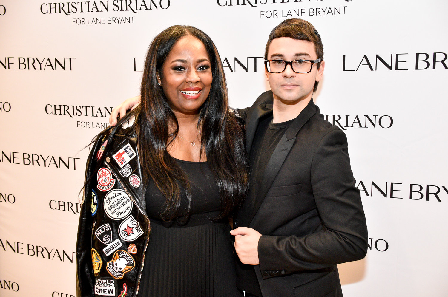 Meet & Greet With Fashion Designer Christian Sirano At Lane Bryant NYC!
