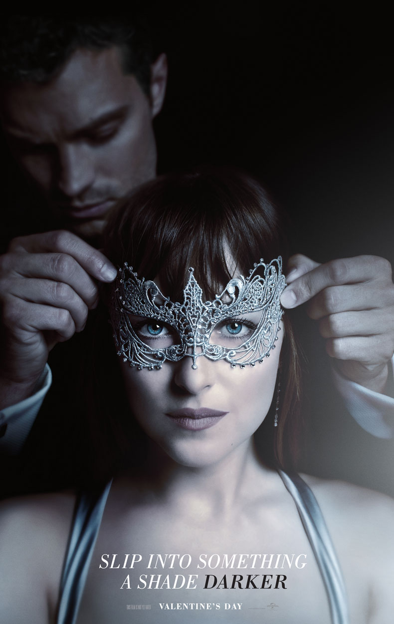 New Movie: 'Fifty Shades Darker'