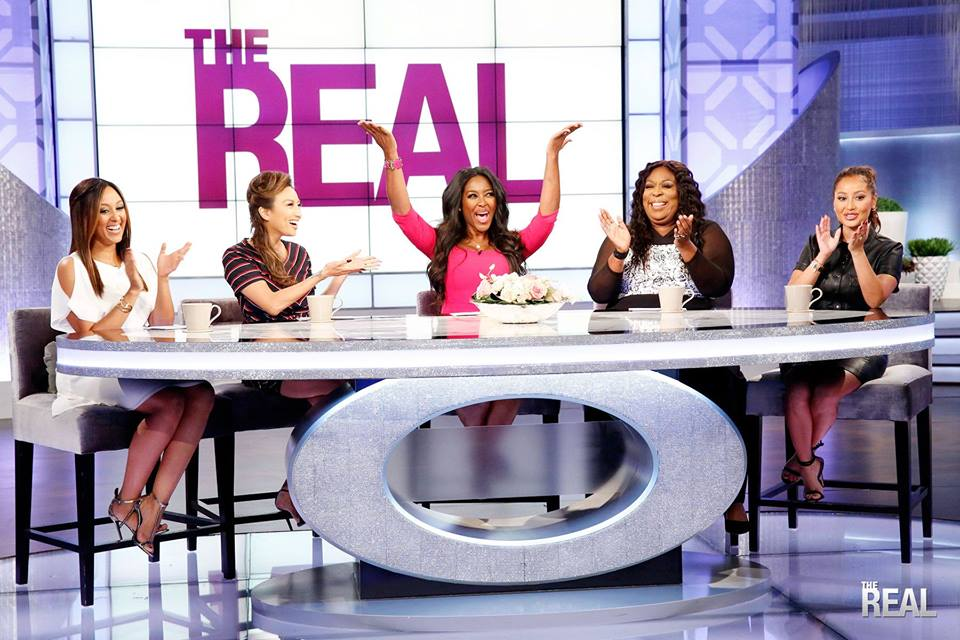 In Case You Missed It: Kenya Moore On 'The Real'