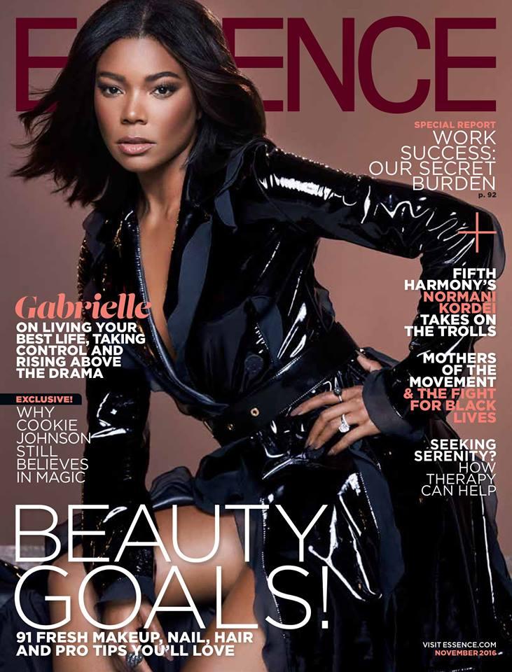 Gabrielle Union For 'Essence' Magazine