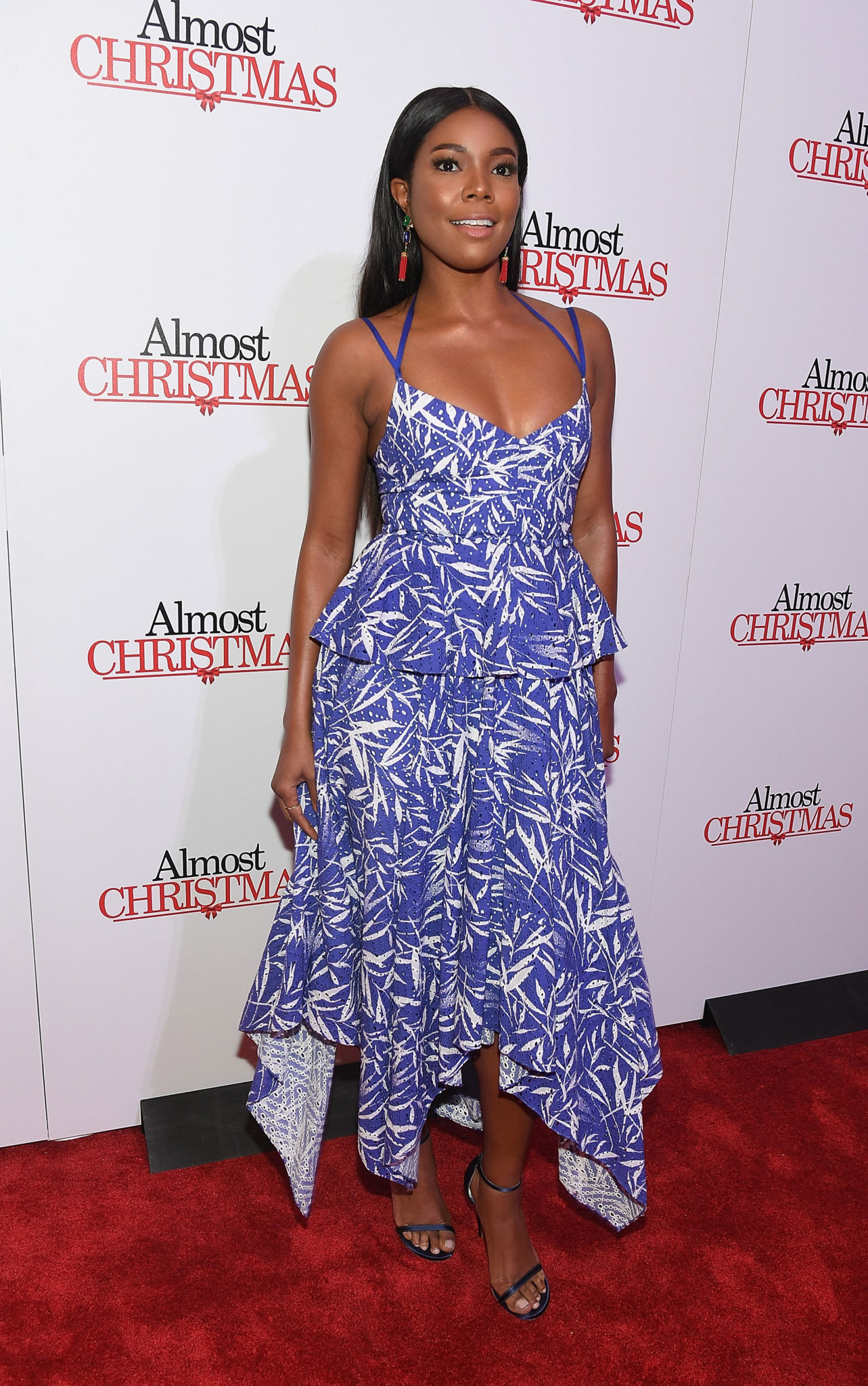 Wardrobe Breakdown: Gabrielle Union At 'Almost Christmas' Screening In ATL