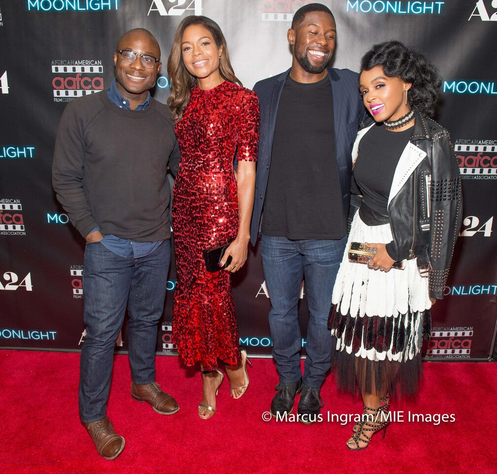 Naomie Harris, Janelle Monae & More Attend 'MOONLIGHT' Private Screening in Atlanta