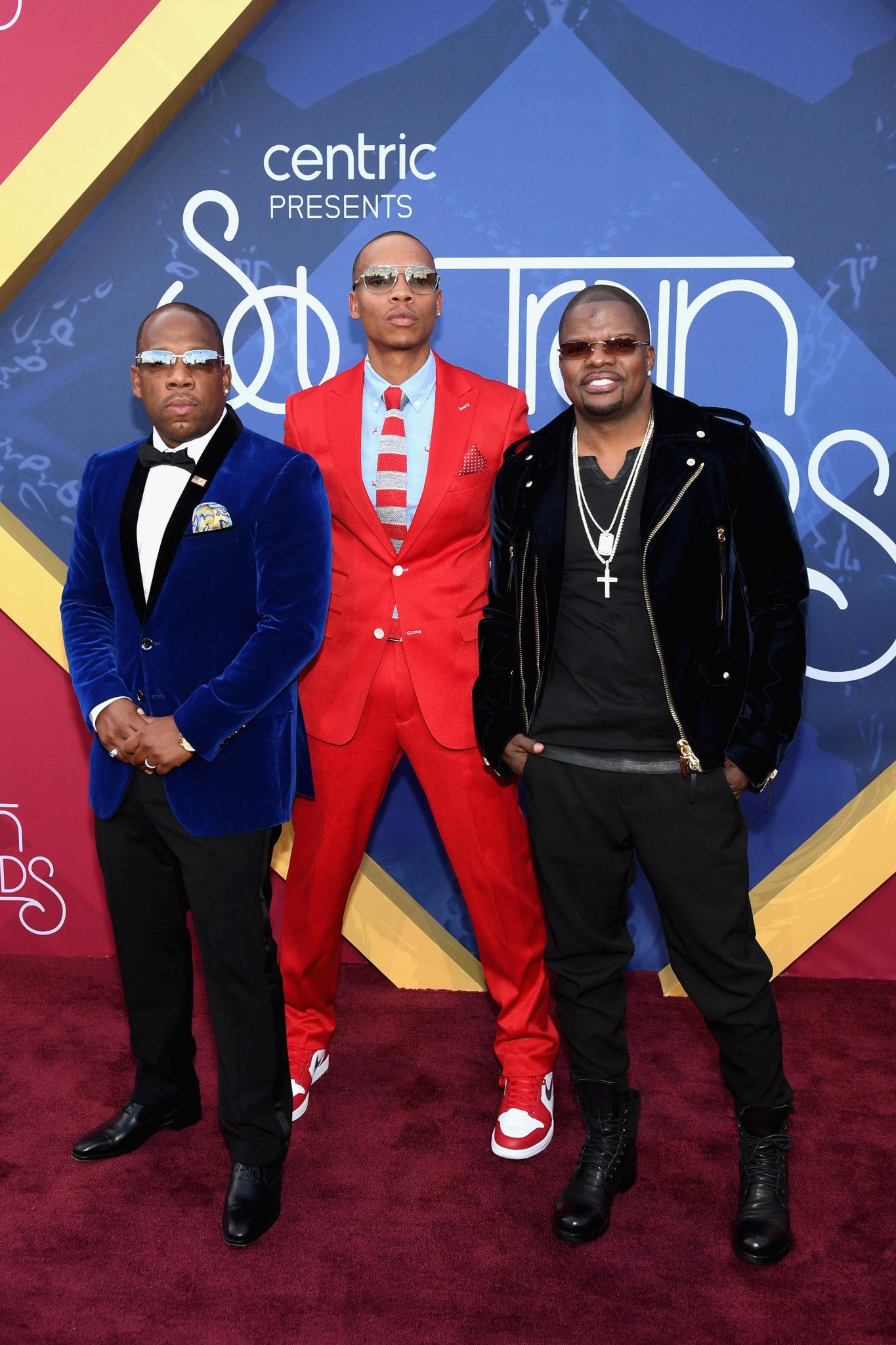 Red Carpet Arrivals: Soul Train Awards 2016