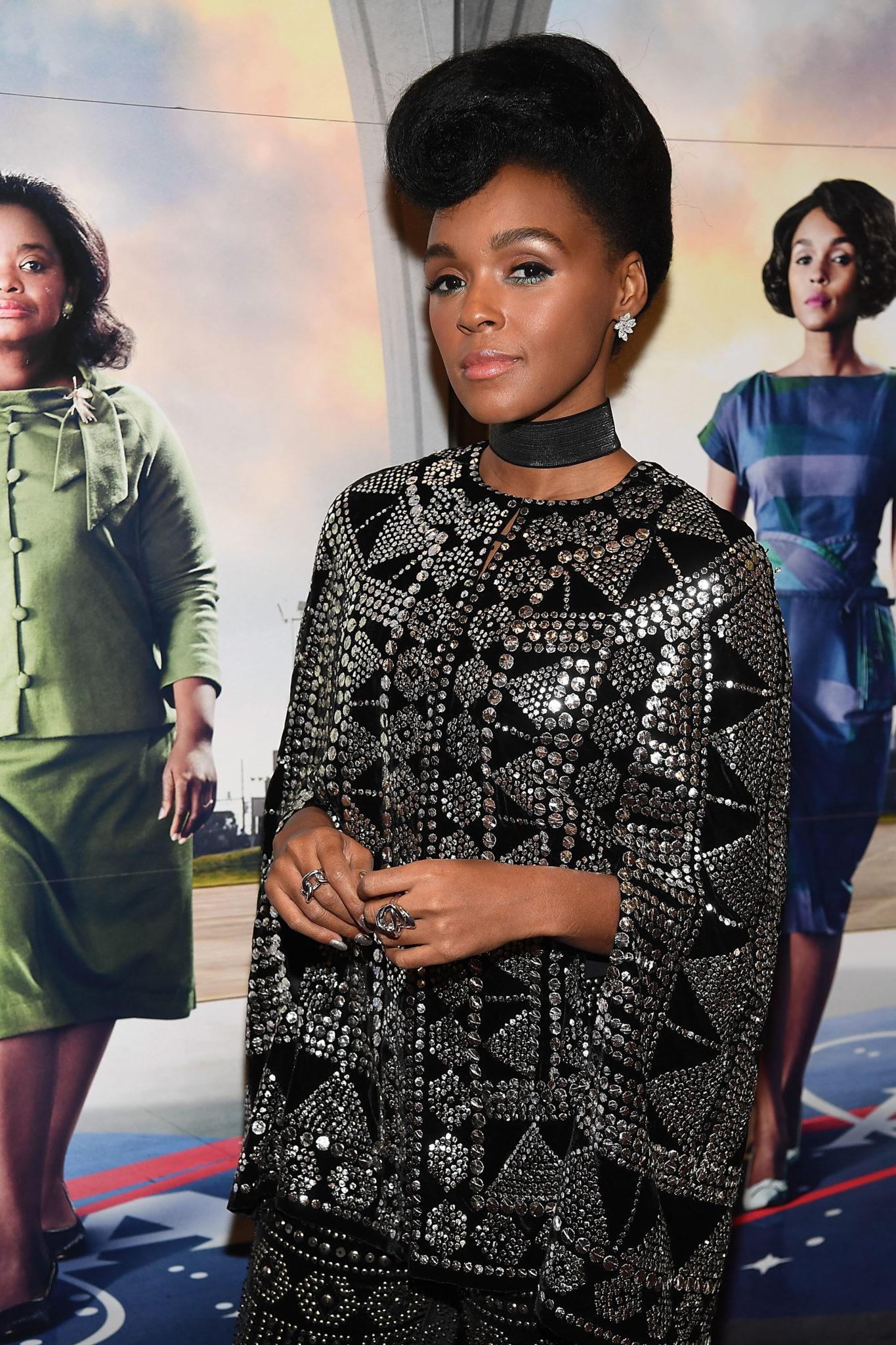 """HIDDEN FIGURES"" Screening Hosted by Janelle Monae & Pharrell Williams at Regal Atlantic Station"