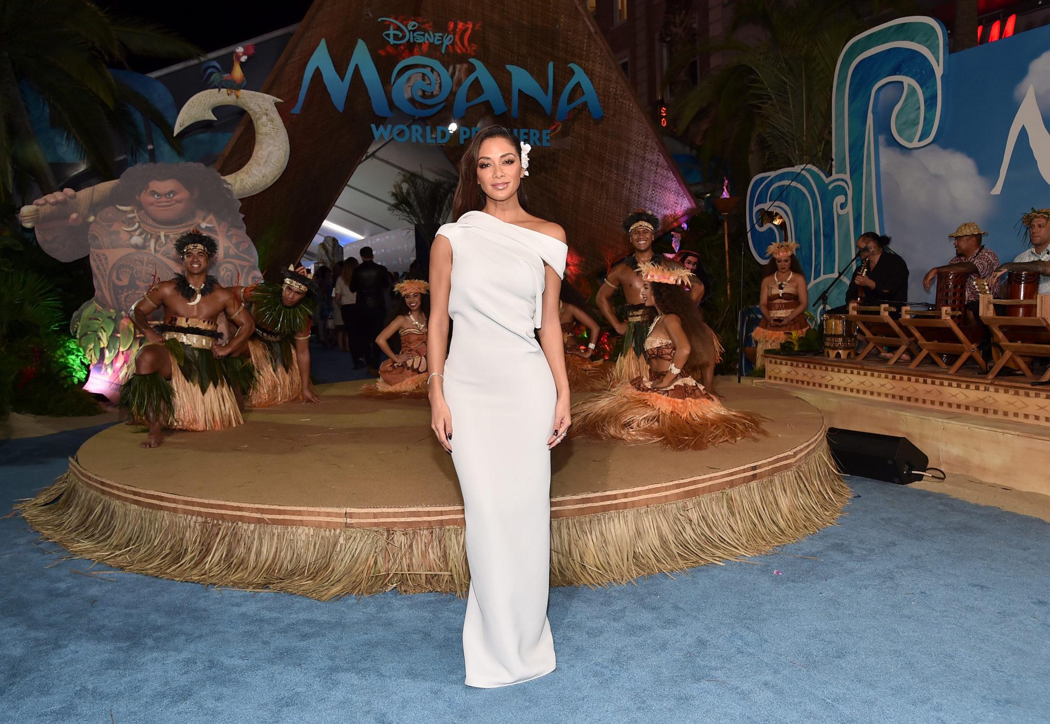 "The World Premiere of Disney's ""MOANA"""
