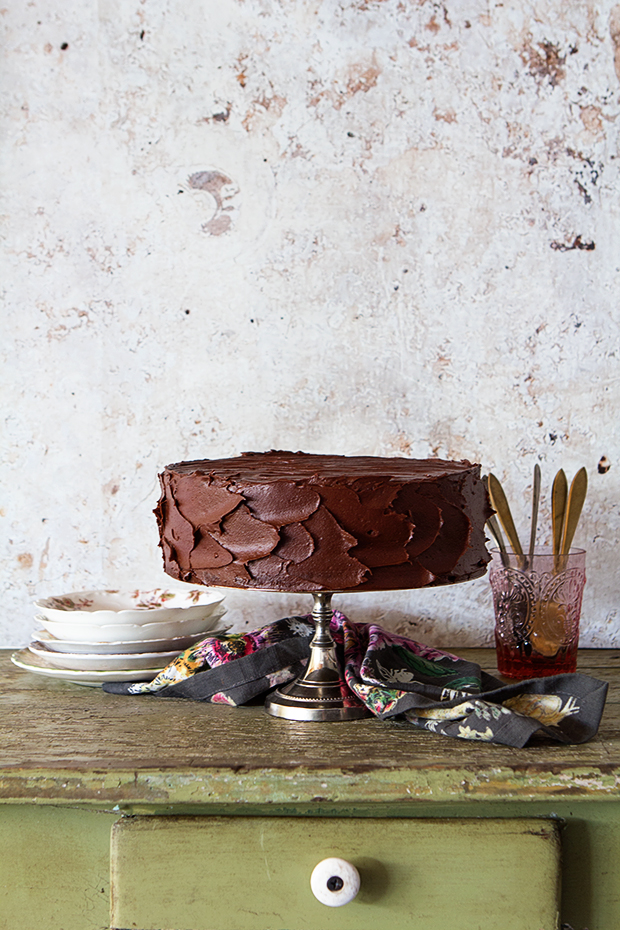 Recipe: Chocolate Orange Cake