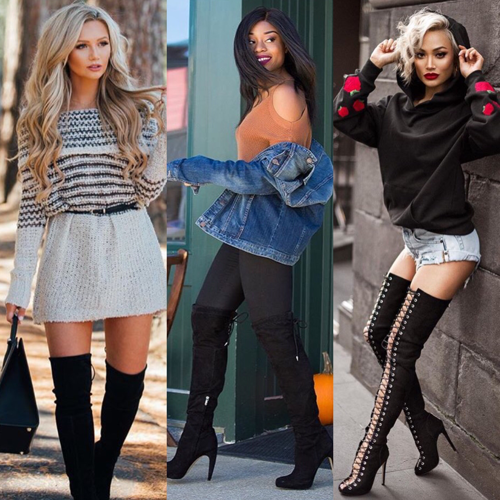 Fashion Trend: Over-The-Knee Boots