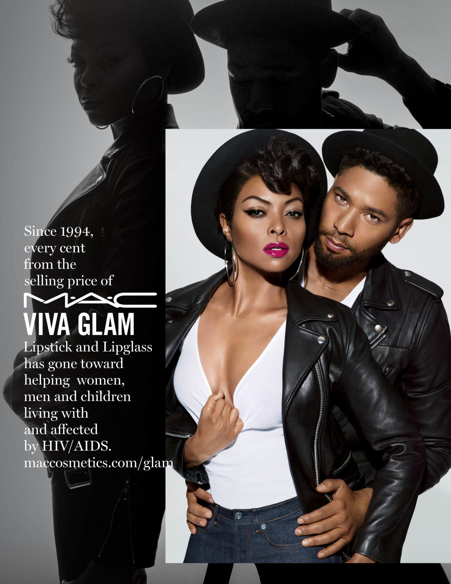 M.A.C. Presents: Taraji P. Henson #VIVAGLAM