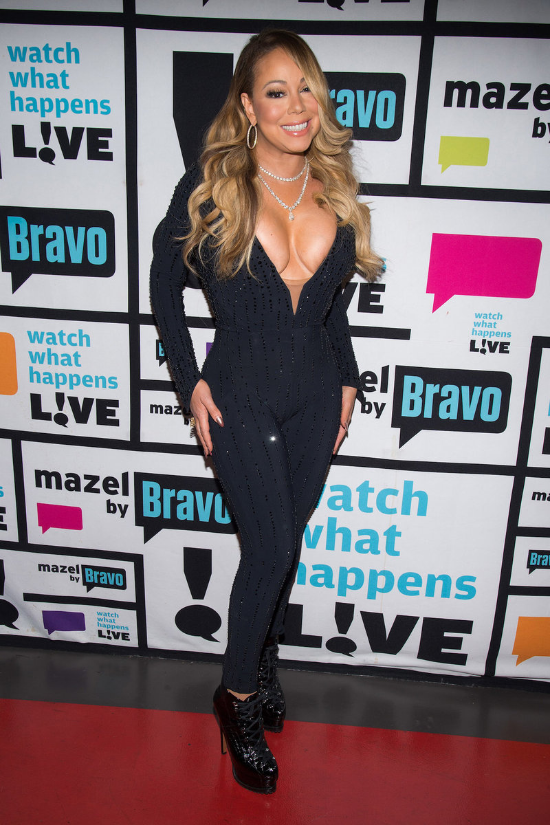 In Case You Missed It: Mariah Carey On Watch What Happens Live