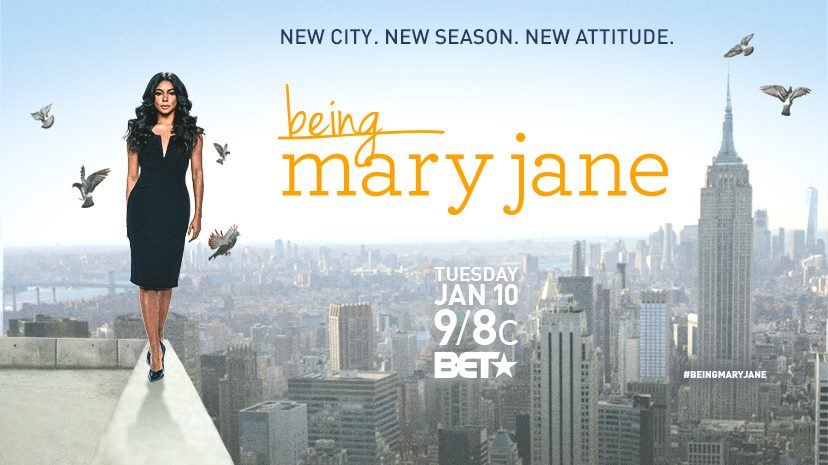 First Look: Being Mary Jane Season 4