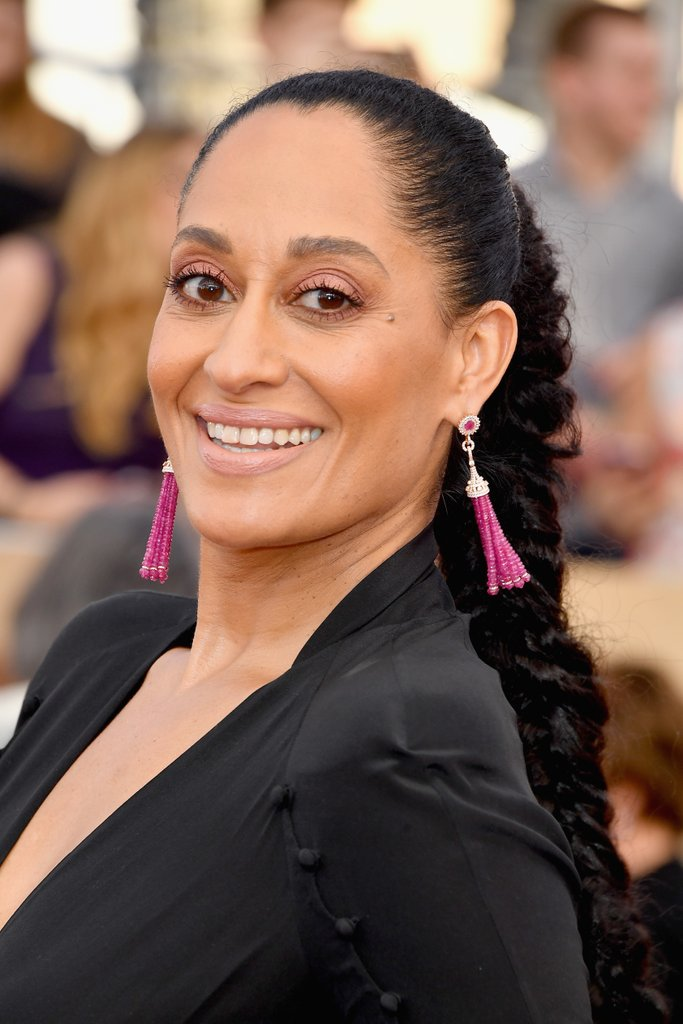 Get The Look: Tracee Ellis Ross At SAG Awards