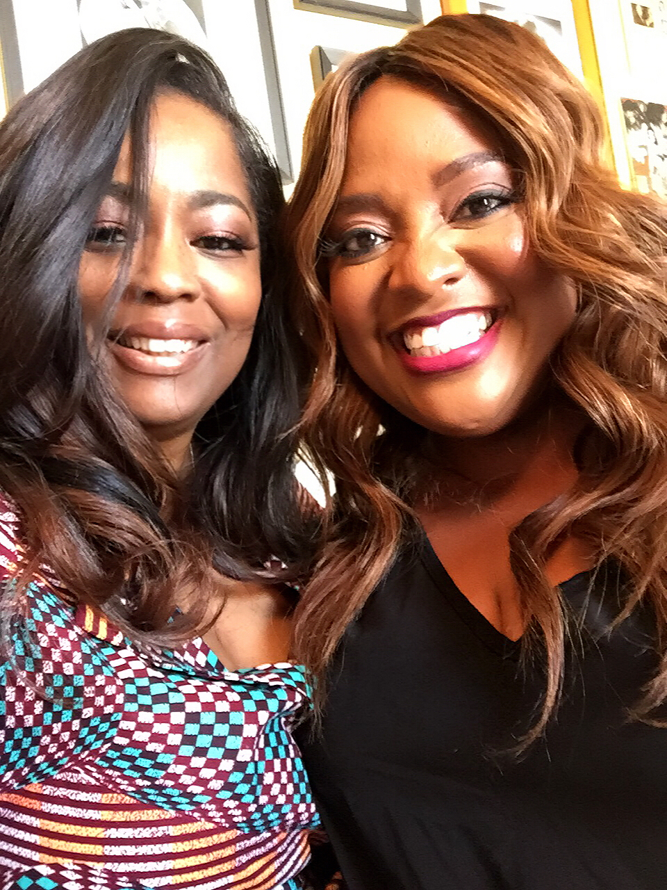 Brunchin With Sherri Shepherd & Also Her New Role On NBC's Trial & Error