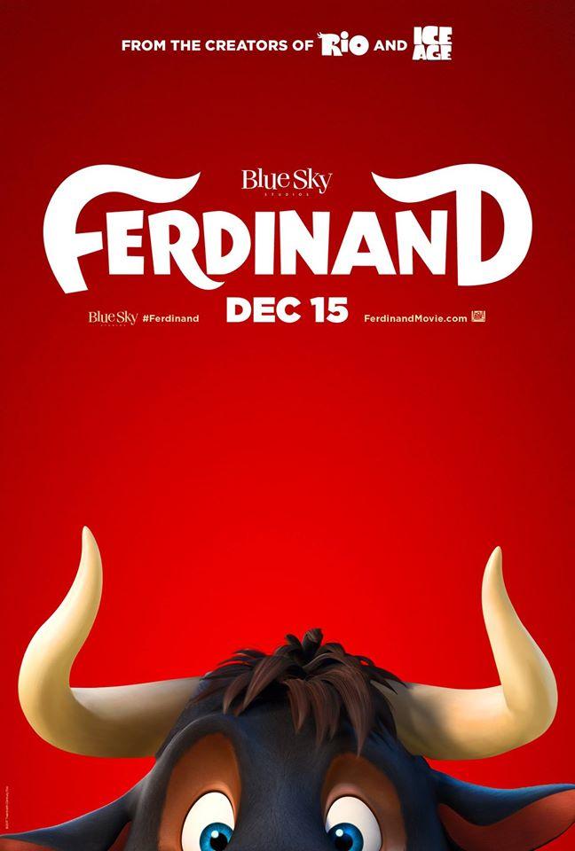 New Movie: Ferdinand