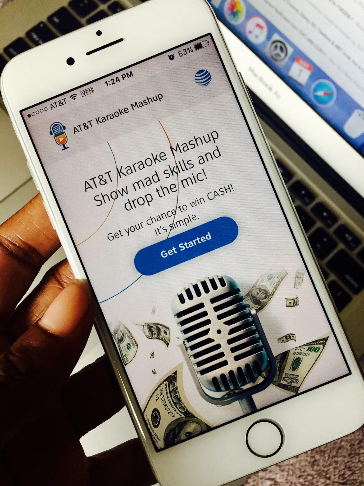 AT&T Karaoke Mashup