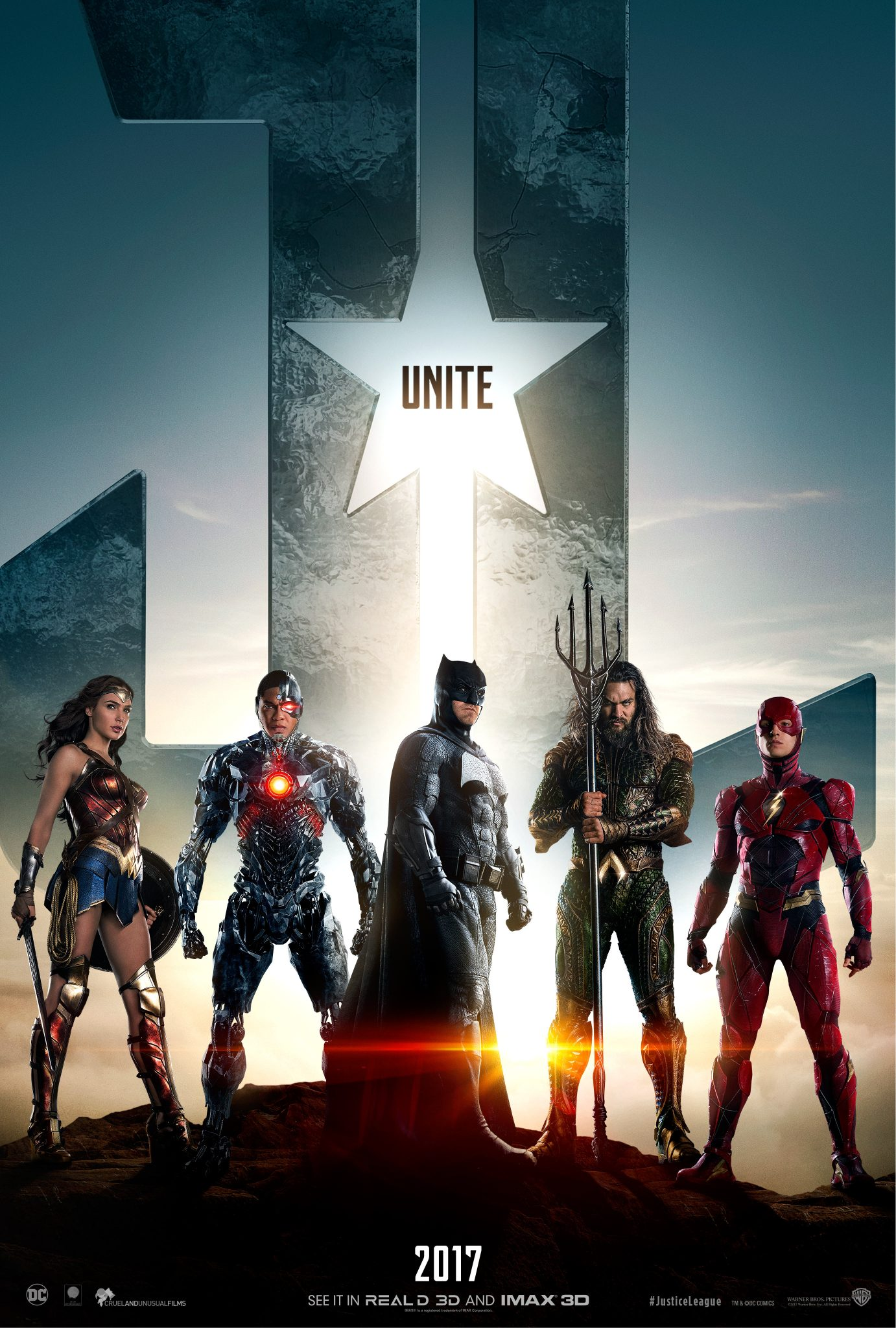New Movie: Justice League