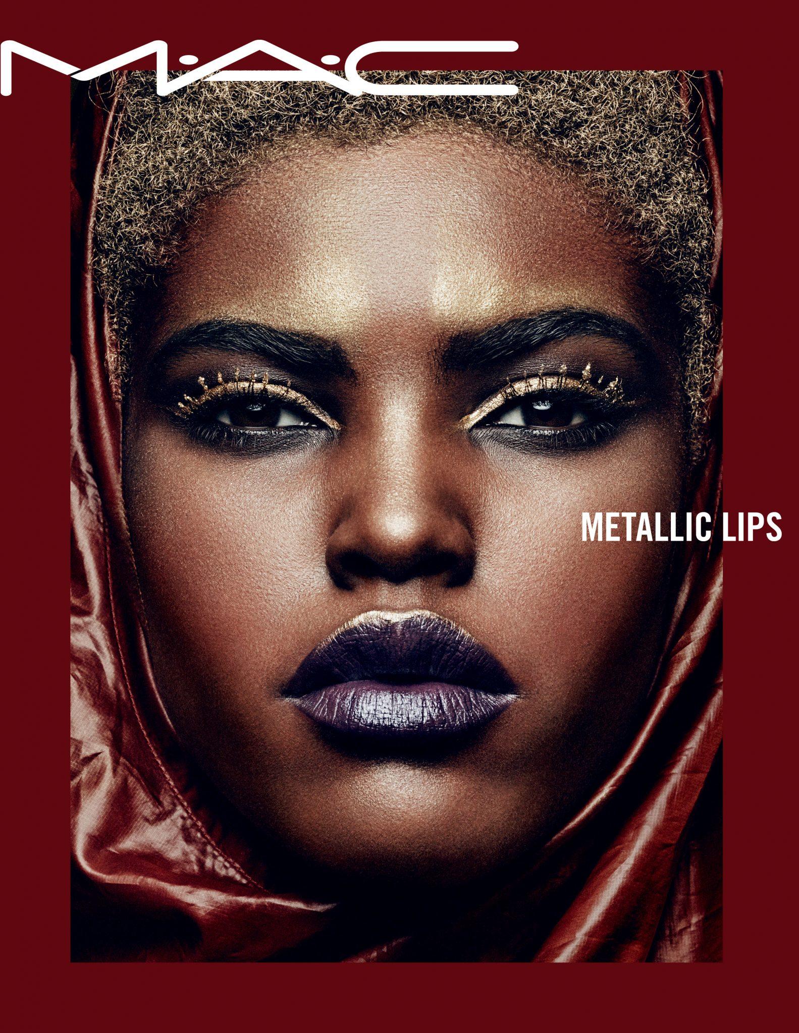 M.A.C Presents: M.A.C Metallic Lips