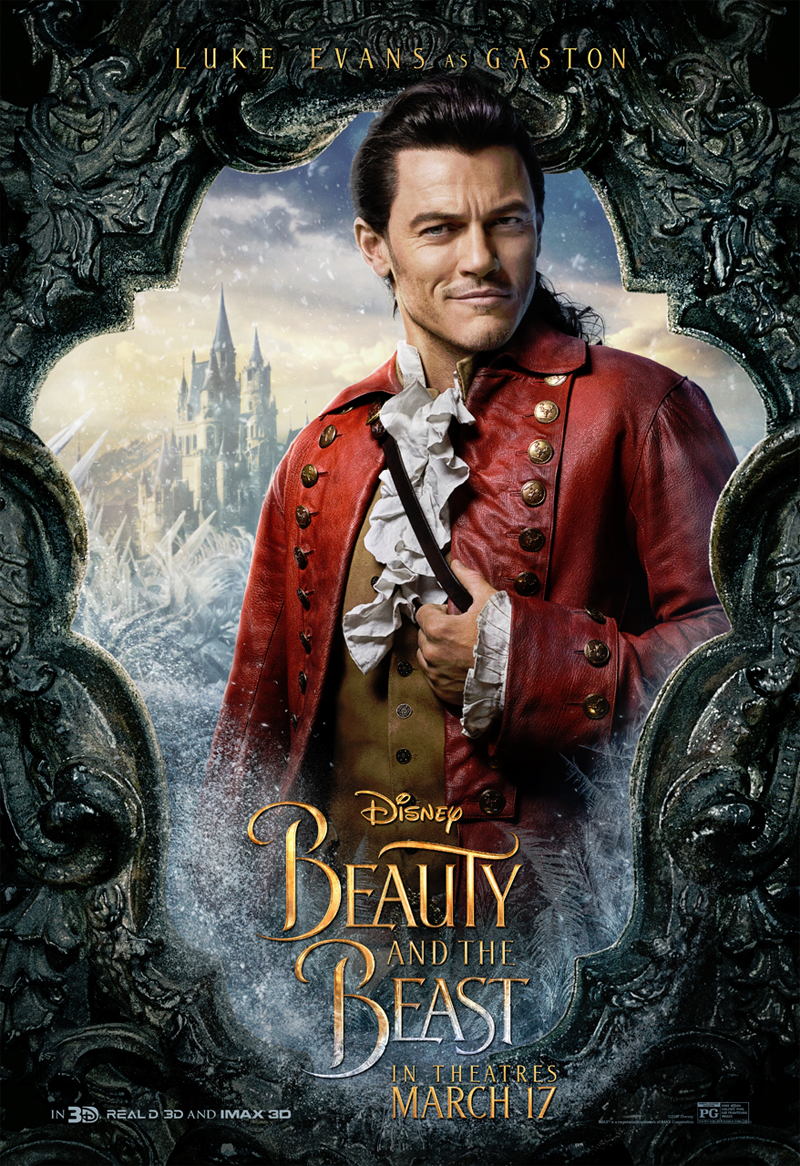 Our Sit Down With Beauty And The Beast Stars Luke Evans & Josh Gad
