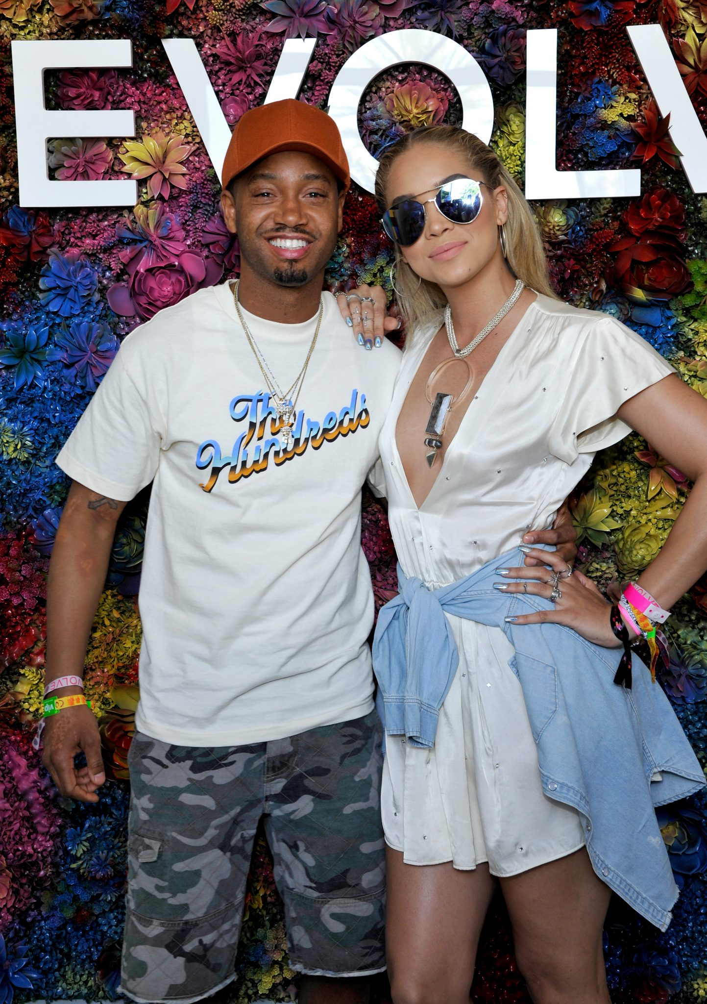 Stars Party At Coachella With Moët & Chandon