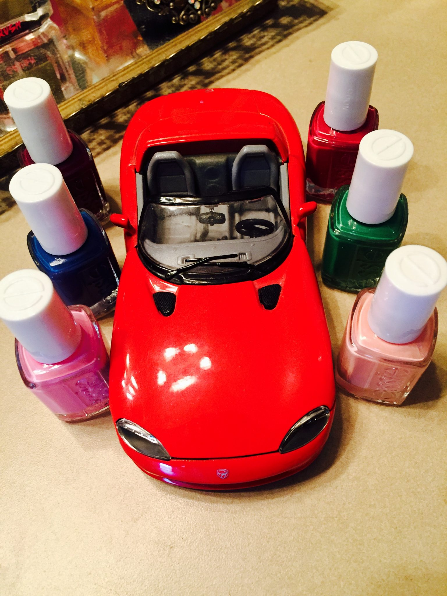 Essie Spring 2017 Collection, California Road Trip