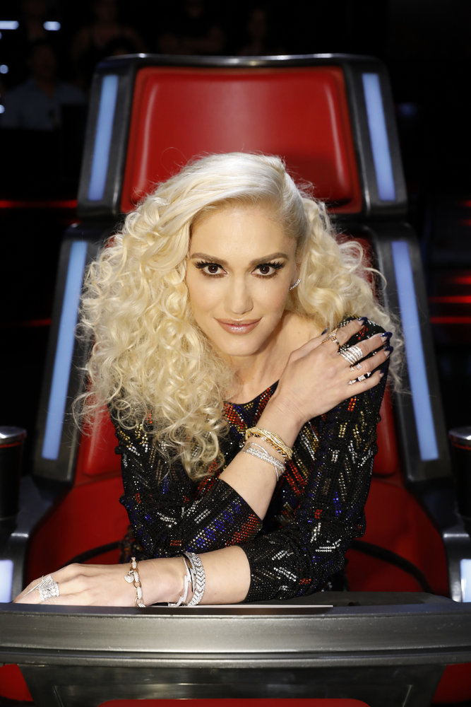 Wardrobe Breakdown: Gwen Stefani On The Voice