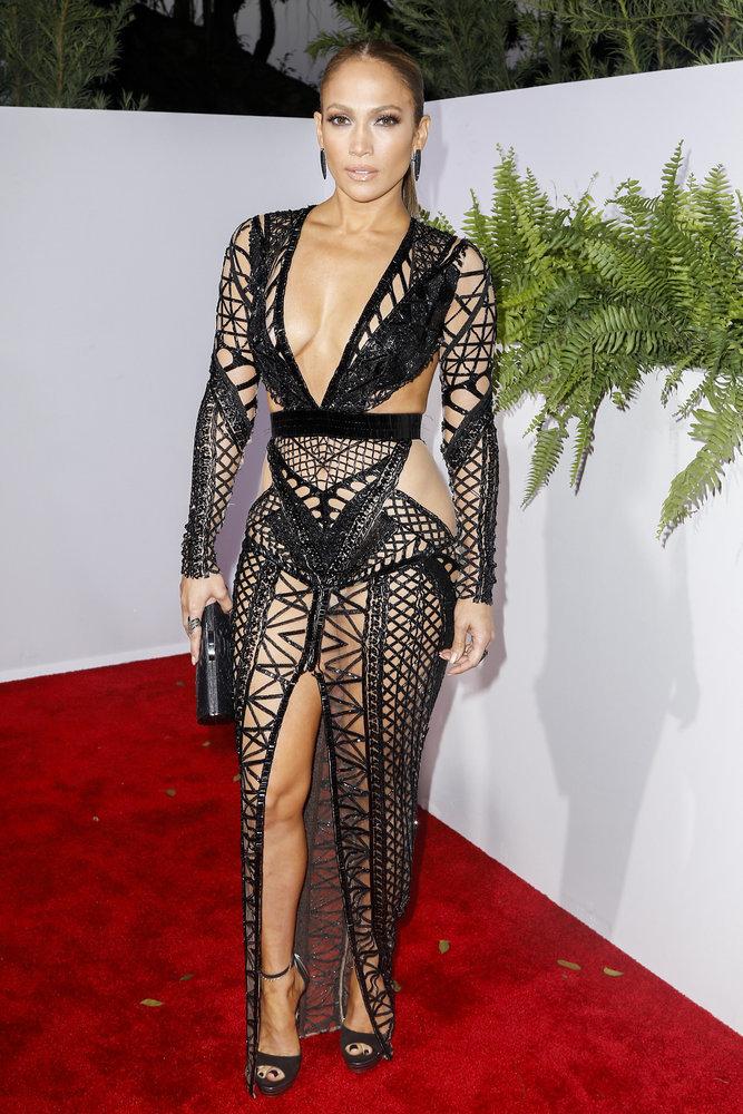Wardrobe Breakdown: J Lo At The Latin Awards