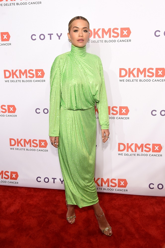 Wardrobe Breakdown: Rita Ora At DKMS Annual Big Love Gala