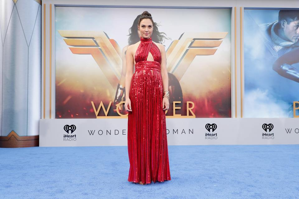 Wardrobe Breakdown: Gal Gadot At Wonder Woman Premiere