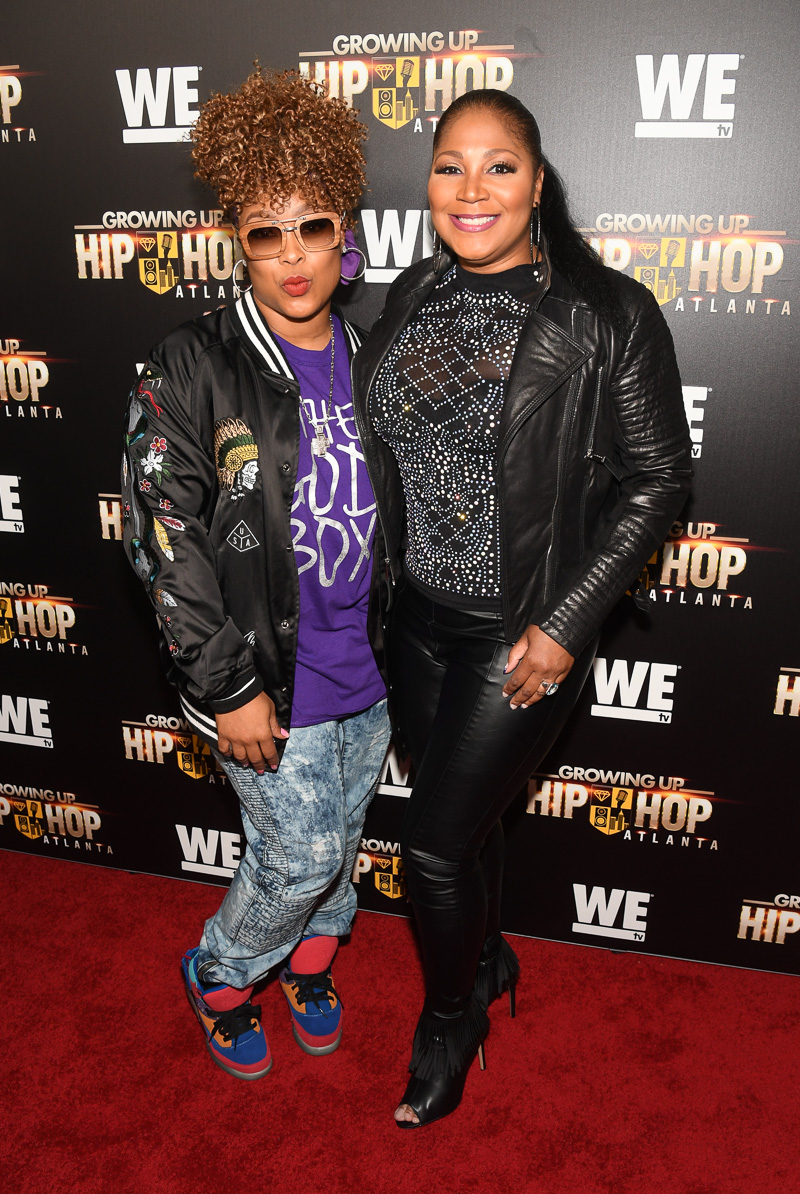 """ATL Stars Turn Out for """"Growing Up Hip Hop Atlanta ..."""