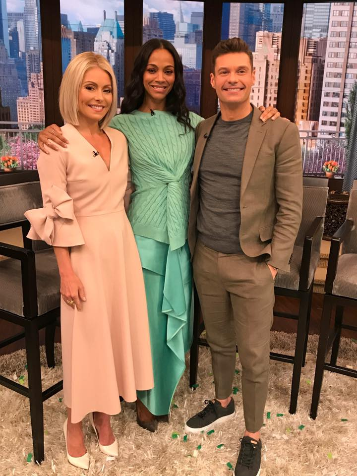 Wardrobe Breakdown: Kelly Ripa On Live Kelly & Ryan