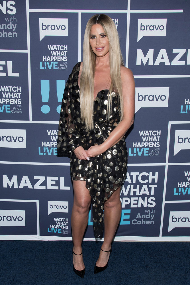 Wardrobe Breakdown: Kim Zolciak Biermann On Watch What Happens Live