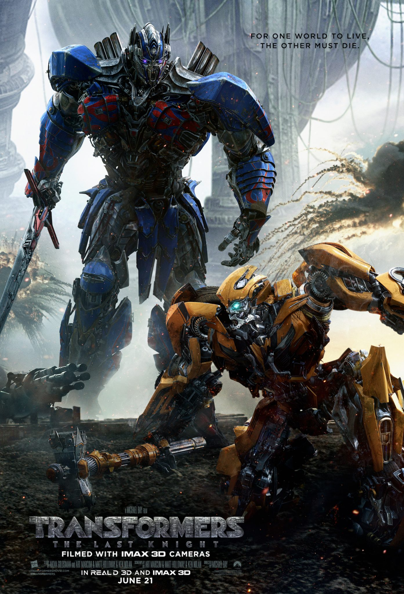 New Movie: Transformers The Last Knight