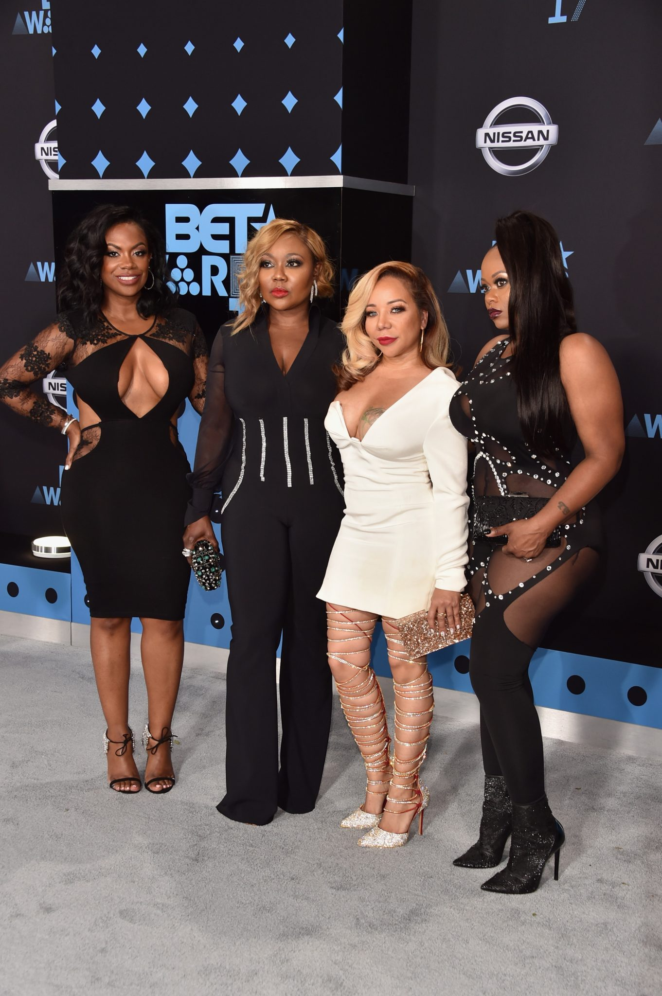 Xscape Performs At BET Awards 17