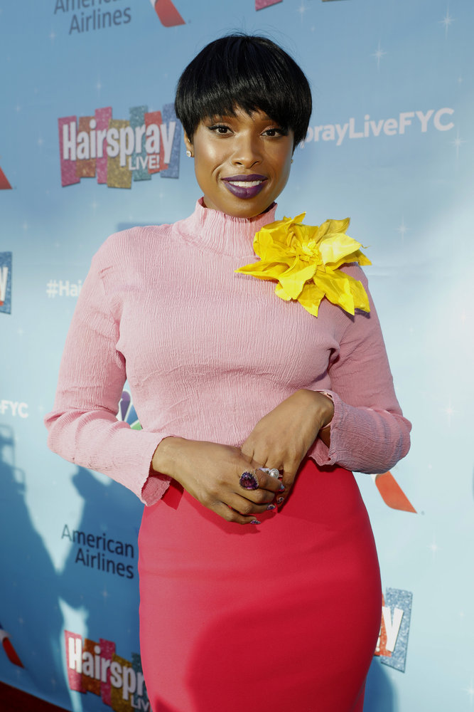 Jennifer Hudson And Cast Of Hairspray Live At FYC Panel Discussion