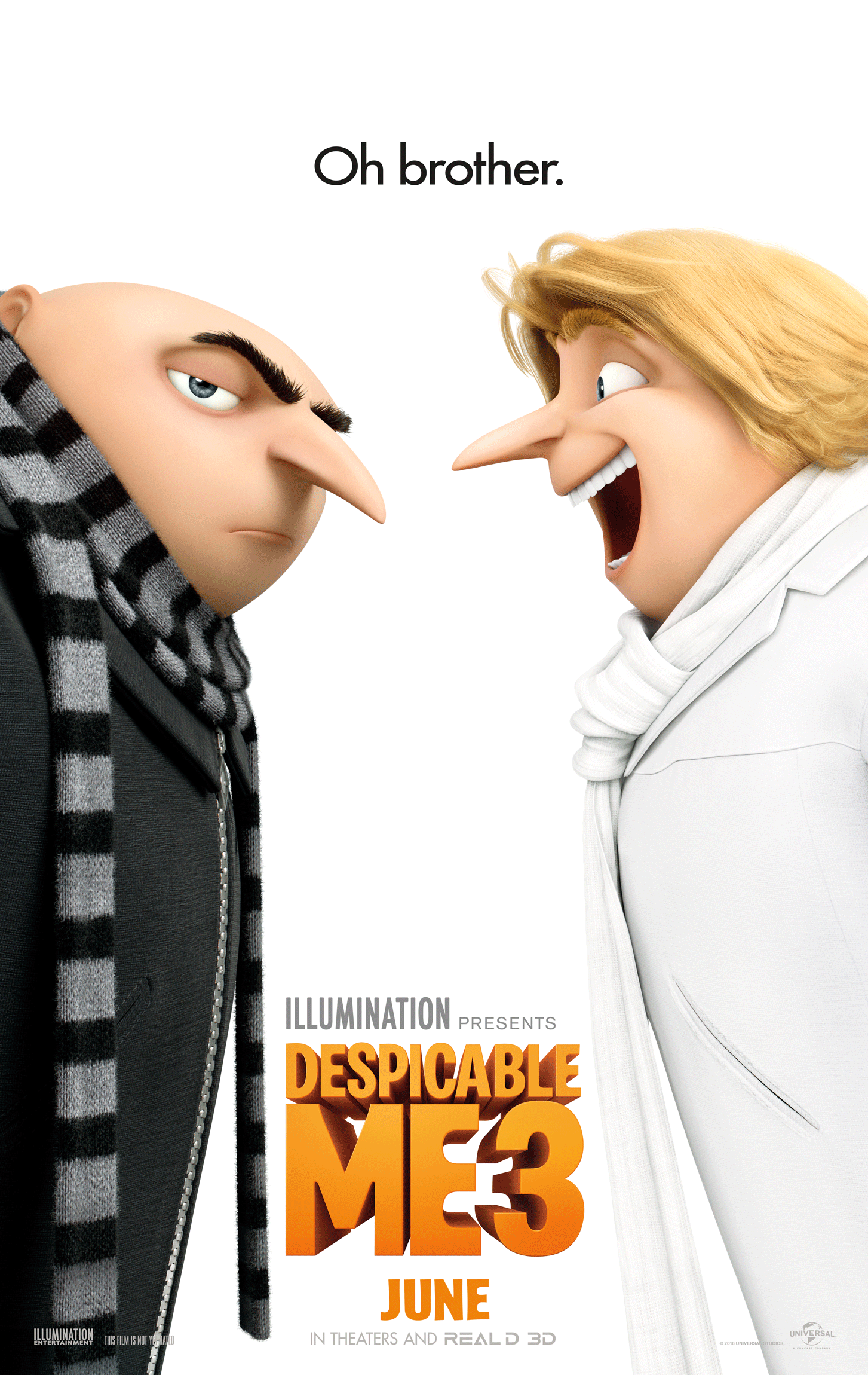 New Movie: DESPICABLE ME 3