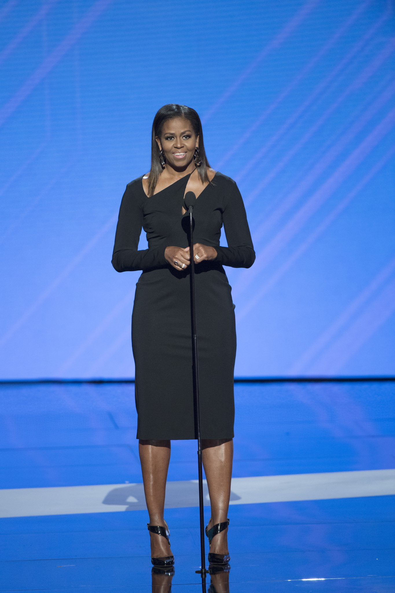 Wardrobe Breakdown: Michelle Obama At The 25th Annual ESPYS