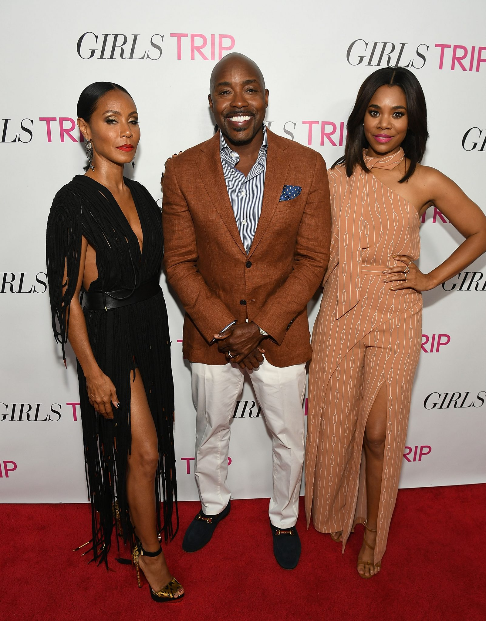 Regina Hall, Jada Pinkett Smith And Will Packer Stop In Atl For A Screening Of Girls Trip