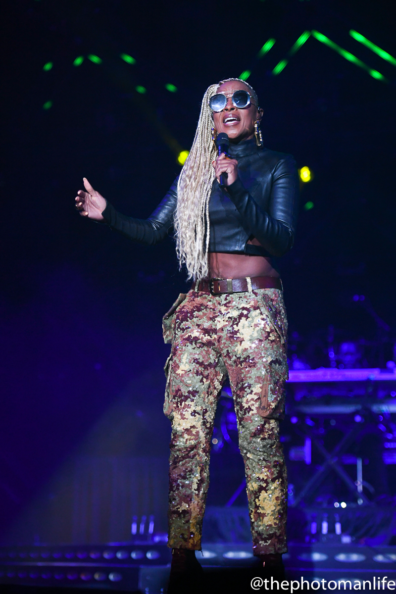 Ladies Night At Essence Festival With Mary J Blige, Monica, Chaka Khan And More!