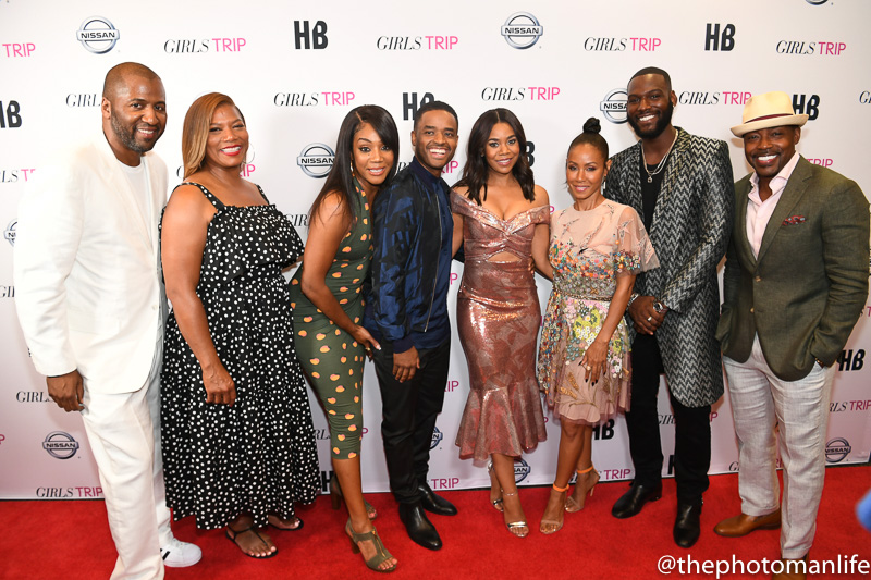 Cast Of Girls Trip Make An Appearance At Essence Festival