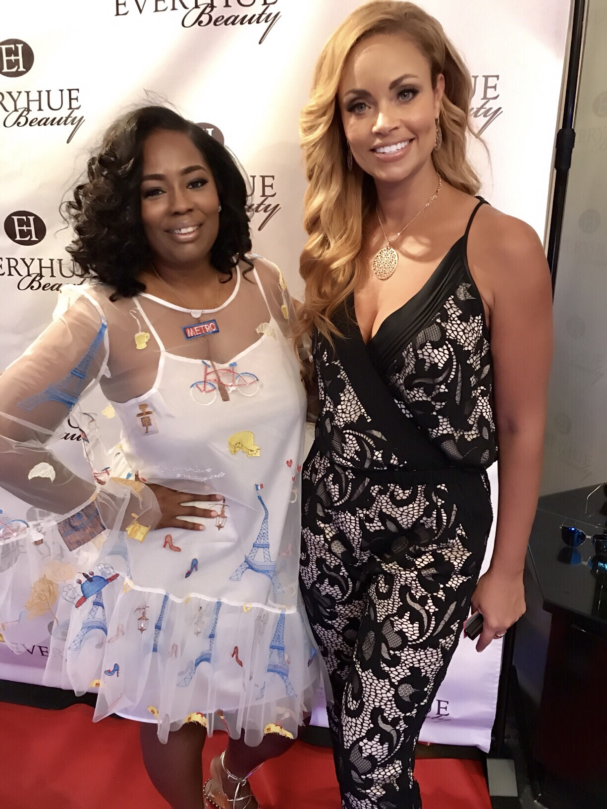 Gizelle Bryant's EveryHue Beauty Event At SWAGG Boutique