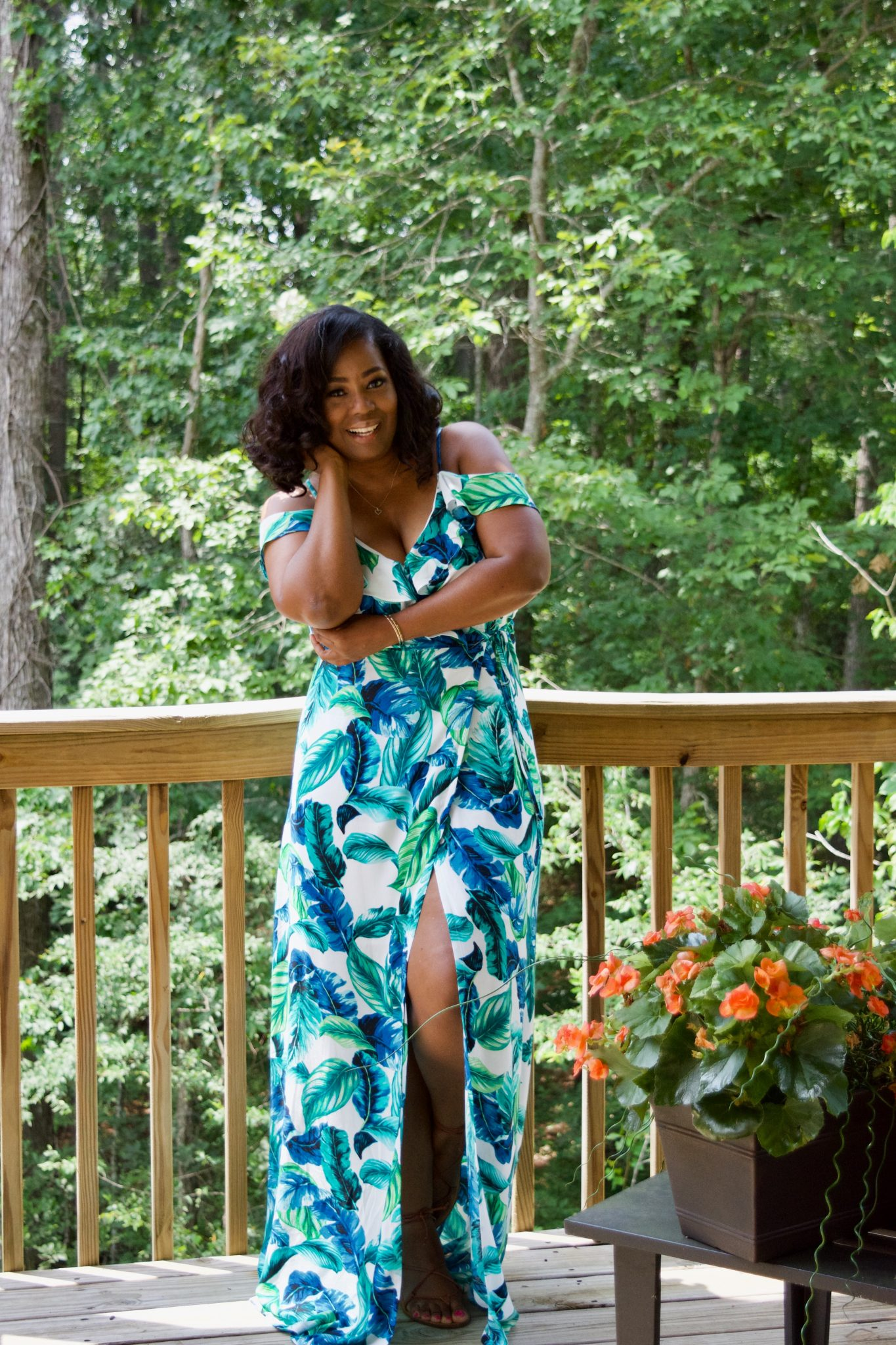 My Style: Mauna Kea Maxi Dress
