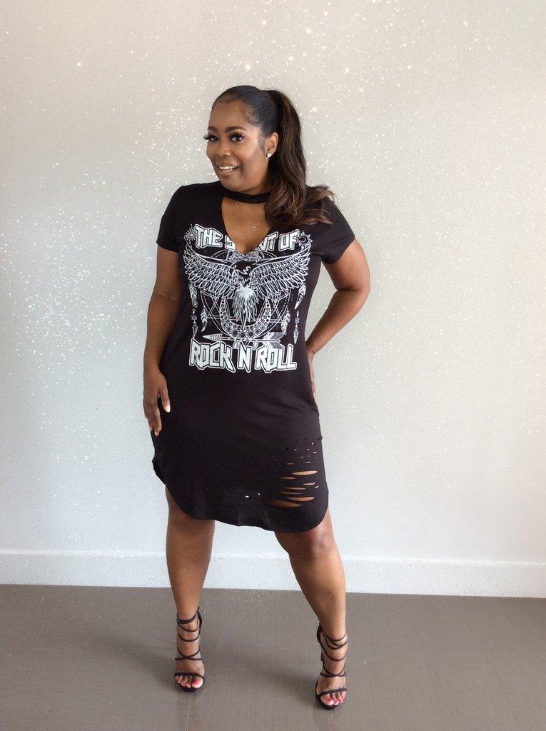 The T-Shirt Dress